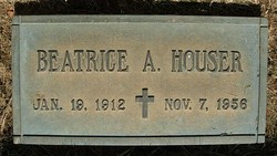 Beatrice Ann <i>O'Connor</i> Houser