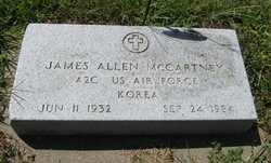 James Allen McCartney