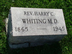 Harry Charles Whiting