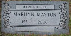 Marilyn <i>Bonifay</i> Mayton