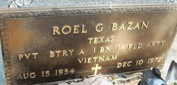 Roel G Bazan