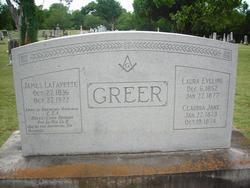 James LaFayette Greer