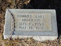 Edward Earl Anderson