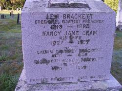 Rev Levi Brackett