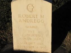 Robert Mitchell Andregg