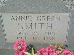 Annie Green Smith