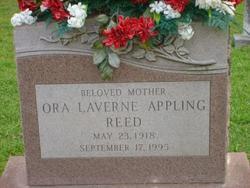 Ora Laverne <i>Appling</i> Reed