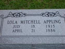 Lola <i>Mitchell</i> Appling