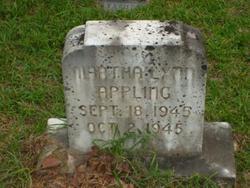 Martha Lynn Appling
