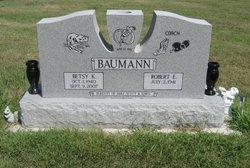 Gwendolyn K. Betsy <i>Hancock</i> Baumann