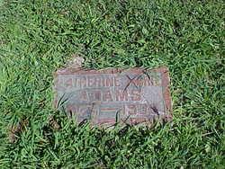 Katherine Marie Adams