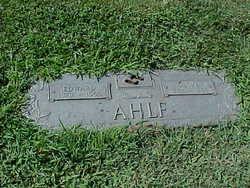 Olive Elizabeth <i>Noller</i> Ahlf