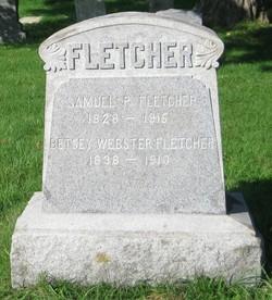 Betsey J <i>Webster</i> Fletcher