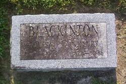 Louisa <i>Garlick</i> Blackinton
