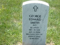 Pvt George Edward Smith