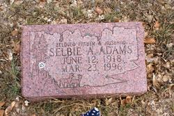Selbie A. Adams