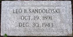 Leo Bill Sandoloski