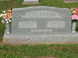Edna V Cheatham
