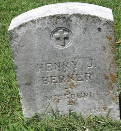 Henry J Berner