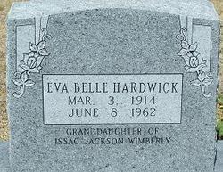 Eva Belle <i>Hardwick</i> Gray