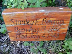 Stanley Edward Benson