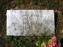 Sarah Floriene <i>Best</i> Brewer