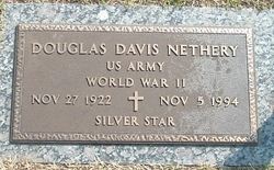 Douglas Davis Nethery