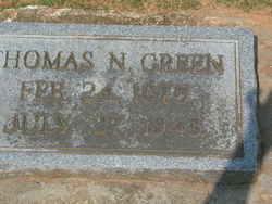 Thomas N Green