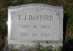 Ephraim Jefferson Danford