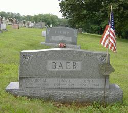 PFC John M.L. Baer