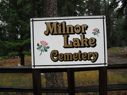 Milnor Lake Cemetery