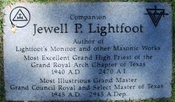 Jewel Preston Lightfoot