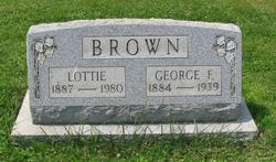 Lottie <i>Johns</i> Brown