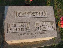 Jesse W. Caldwell