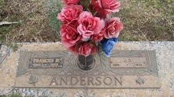 Frances <i>Hutson</i> Anderson