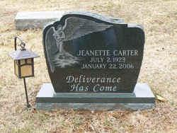 Janette Carter
