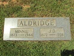 Minnie Stephens Aldridge