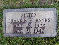Frankie Mae <i>Honeycutt</i> Banks