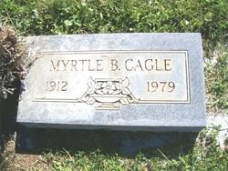 Myrtle Bell <i>White</i> Cagle