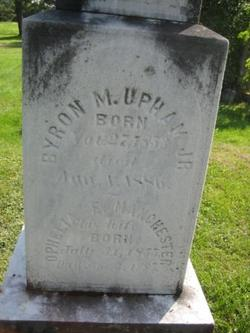 Byron Madison Upham II