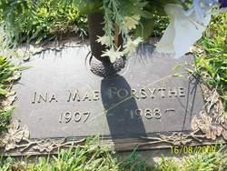 Ina Mae <i>Reese</i> Forsythe