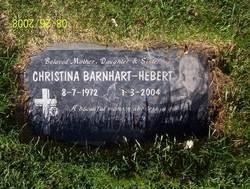 Christina Barnhart-Hebert