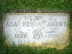 Ada Pearl <i>Cunningham</i> Arant