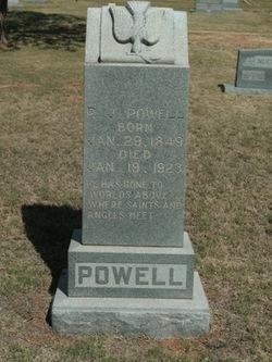 Robert Jones Powell