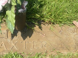 Retha Mary <i>Van Allen</i> Baxter
