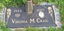 Virginia Marie <i>Mayfield</i> Craig