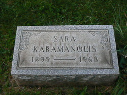 Sara <i>Seaman</i> Karamanolis