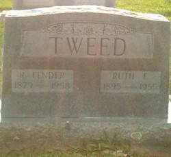 Rufus Fender Tweed