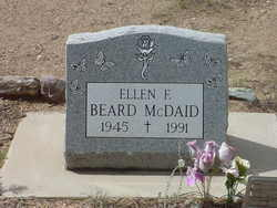 Ellen F (Beard) McDaid