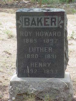 Roy Howard Baker
